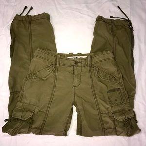 💚 GAP Women's Cargo Pants ✅